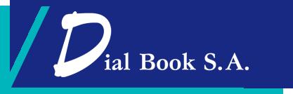 Dial Book Logo